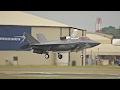 Vertical Landing Lockheed Martin F-35B Lightning II US Marine Corps RIAT 2016 AirShow