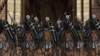 Топ 5 Аниме жанра Война