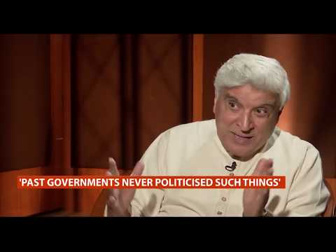 UpFront With Karan Thapar, May 7th | Exclusive Interview With Javed Akhtar