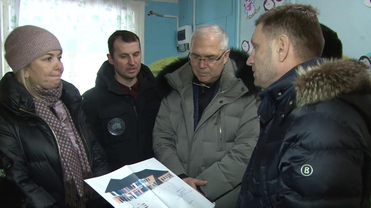 Сергей Фургал побывал с рабочей поездкой в районе им. Полины Осипенко