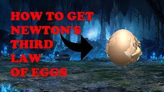 Roblox Egg Hunt 2018 How to Get the Newton's Third Law of Egg