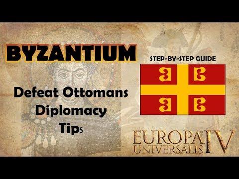 EU4 Byzantium Step-By-Step Guide | No Exploits | No Restarts | Tutorial