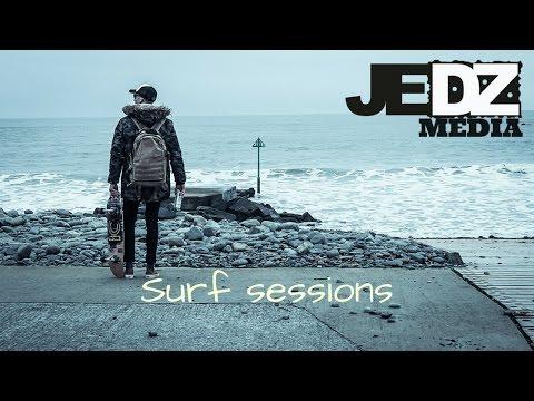 BORTH SURF | WINTER LOG SESSIONS
