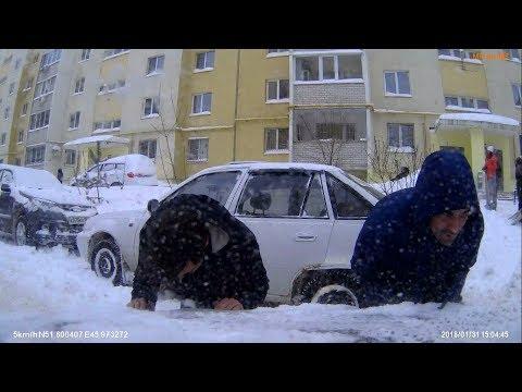 Добрый Саратов. Помощь на дороге. #6.
