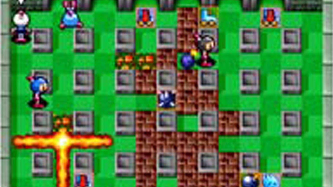 Bomberman blitz dsiware gameplay youtube.
