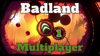 Badland - Game of the Year Edition (PS4) Multiplayer (30 rounds of Versus) 4 Player | HD