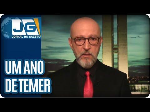 Josias de Souza/O primeiro ano do governo Temer