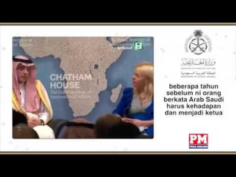 Barat Jangan Hipokrit - Menteri Luar Arab Saudi