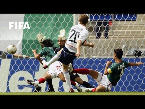 Matchday Live - 2002 Mexico vs. USA