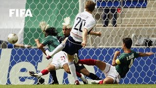 Matchday Live - 2002 Mexico vs. USA