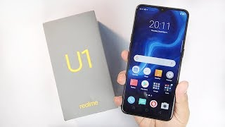 Realme U1 Unboxing & Hands on Review - 4GB RAM Black Color | Camera Samples 🔥