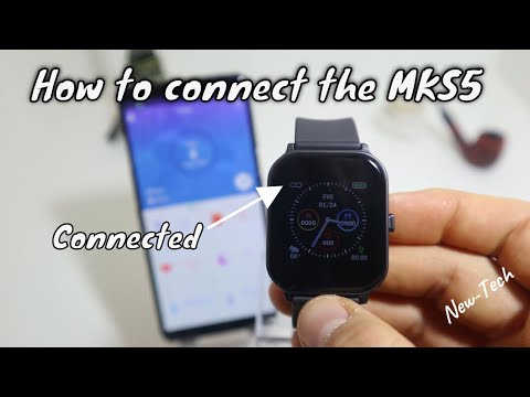 How To Connect MKS5 With Happy Sport App In Android Phone
