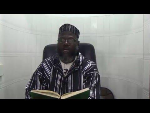 Tafsir Younouss 66 Les innovations dans les funérailles( Exceptionnel) Oustaz Oumar SALL