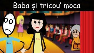 LA PROMOȚIE: Baba Și Tricou' Moca