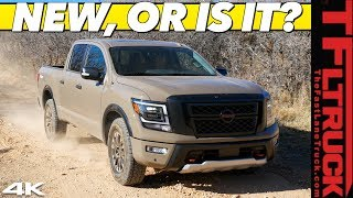 Does The New 2020 Nissan Titan Finally Compete With The Ford F-150 and The Chevy Silverado?