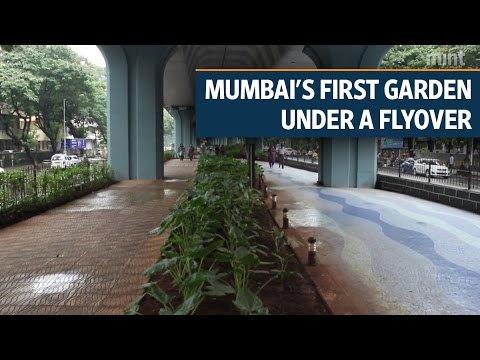 Matunga garden flyover faces teething troubles