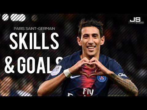 Angel Di Maria - PSG ● Goals & Skills ● 2015/2016 | HD