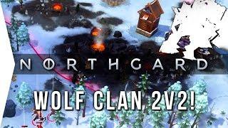 Northgard ► 2v2 Wolf Clan Multiplayer October Update! - [Gamer Encounters]