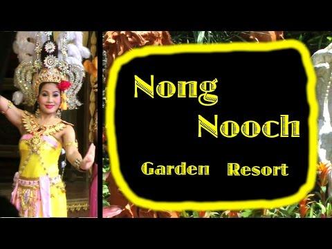 Visiting Nong Nooch Tropical Gardens in Pattaya, Thailand | Full Video