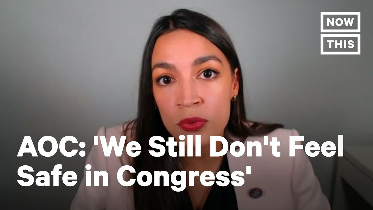 Alexandria Ocasio-Cortez on Safety Issues in Congress - YouTube