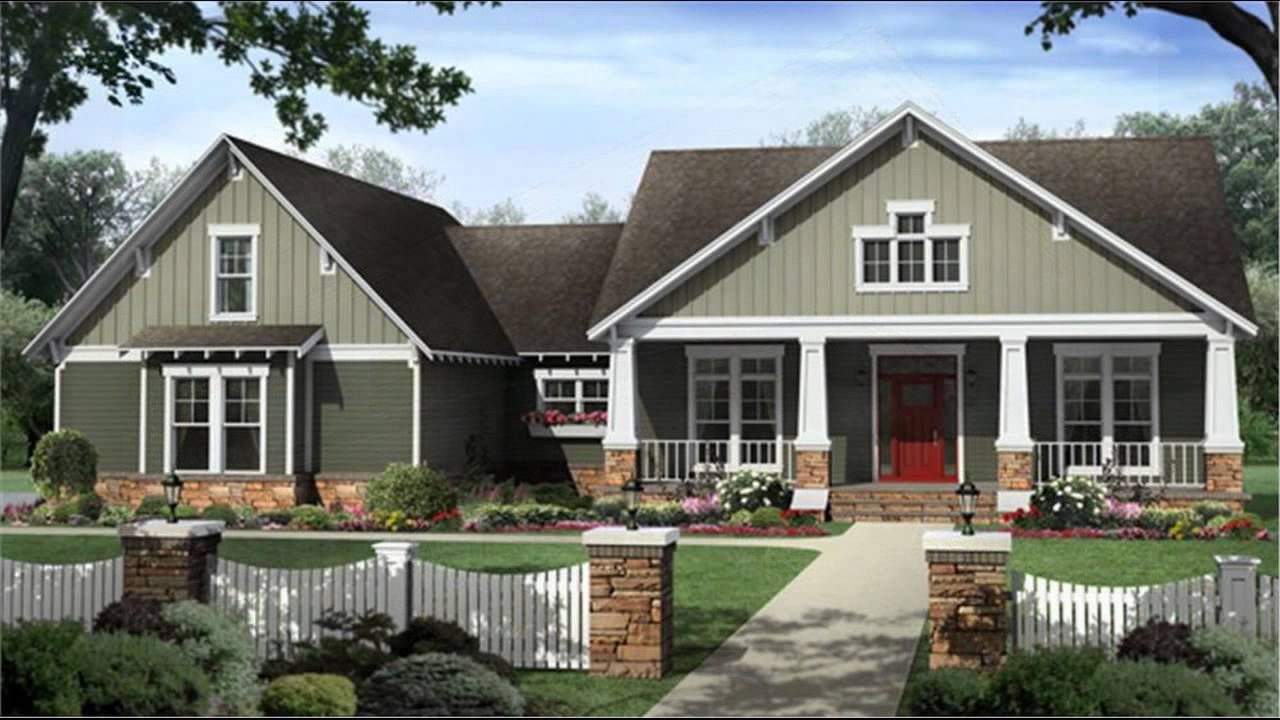 Exterior house color ideas craftsman - Exterior House Color Ideas Craftsman