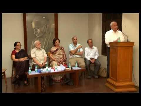 Book launch of 'Gandhi in Bombay' ....towards Swaraj
