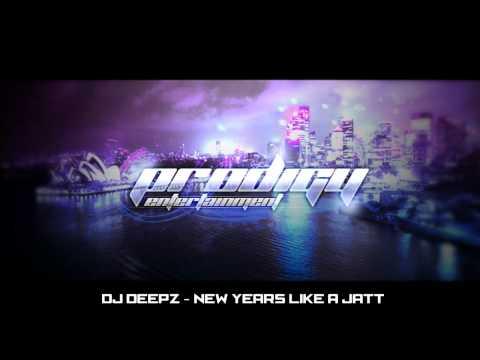 DJ Deepz - New Years Like A Jatt