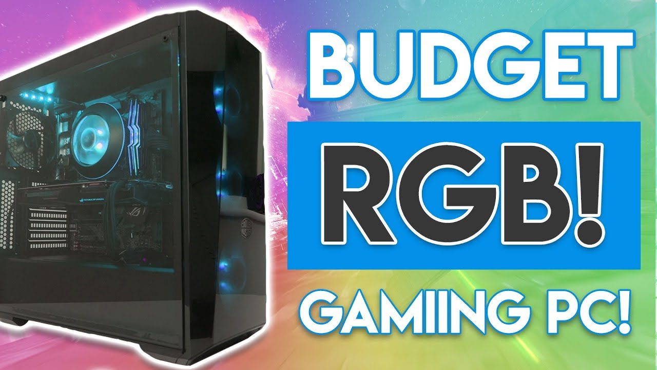 Budget Rgb Gaming Pc Build Guide 2018 Affordable 1440p Beast