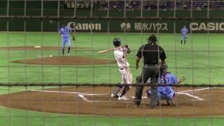 20170717 第88回都市対抗野球大会 NTT西日本対JR西日本 8回裏