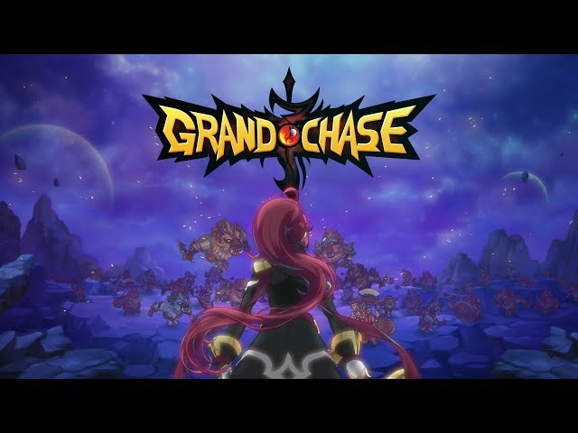 GrandChase Global Pre-registration Begins!