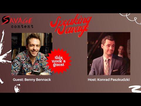 Speaking Savage Episode 7 ft. Benny Benack