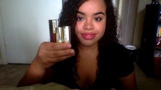 Milani Lipstick first impressions Thumbnail