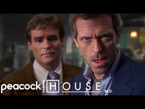 House's New Cane | House M.D.
