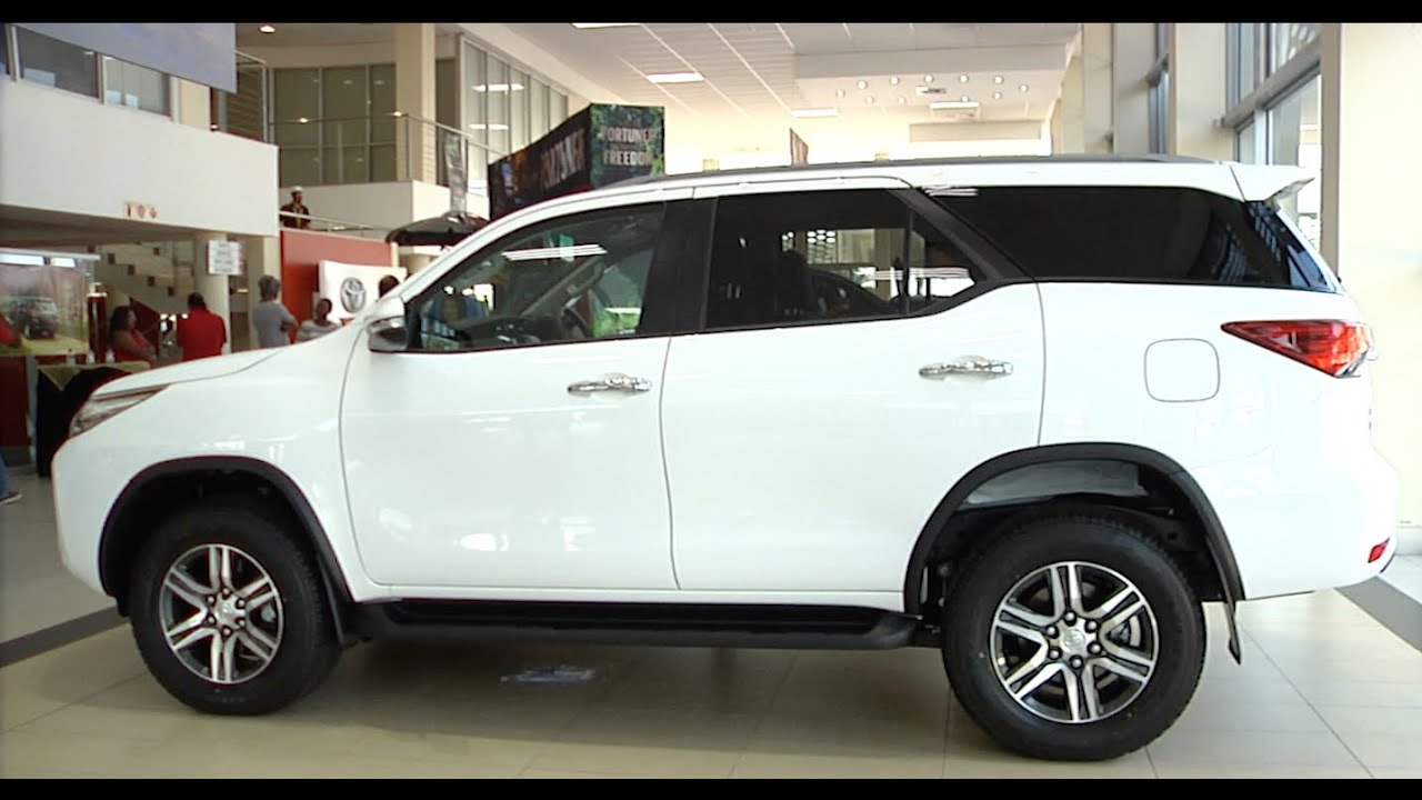 new car launches by toyotaThe All New 2016 Toyota Fortuner  Launch event at Durban South