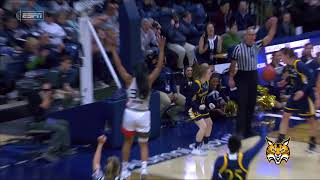 Highlight| QU Women's Basketball vs Miami (3/17/18)