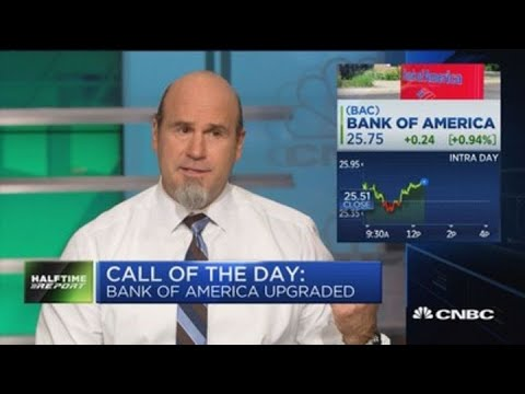 """UBS upgrades Bank of America to """"buy"""""""