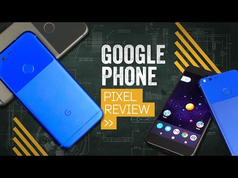 Google Pixel Review: An Android For Normals