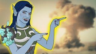When Gamer Grills Raid Lead - World of Warcraft