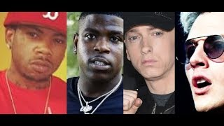 J Hood Tells Casanova 2X KISS MY ASS Respectfully Eminem Destroyed MGK on