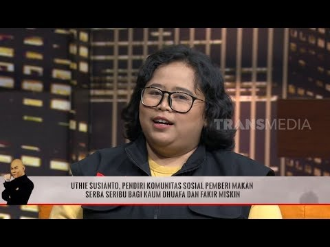 Warung Nasi Bayar Seribu Untuk Kaum Dhuafa & Fakir Miskin | HITAM PUTIH (18/10/19) Part 1