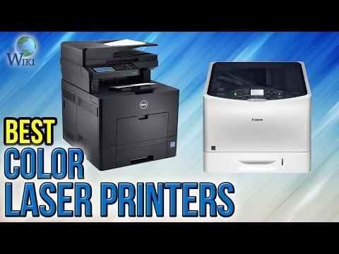 9 Best Color Laser Printers 2017