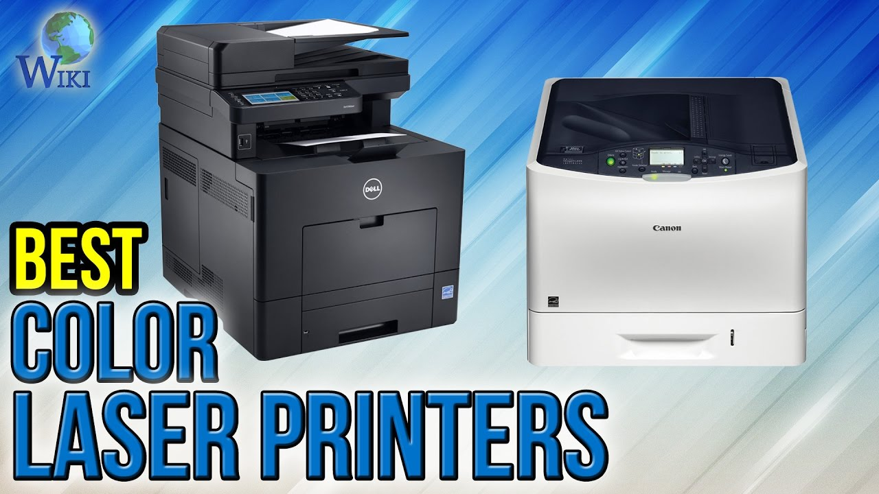 Color printing inkjet vs laser - 9 Best Color Laser Printers 2017