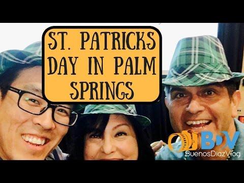 St Patrick's Day In Palm Springs