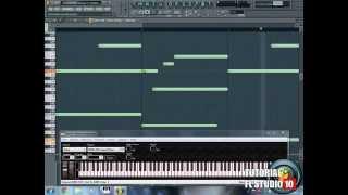 Cara Membuat Song Midi dengan FL Studio 10