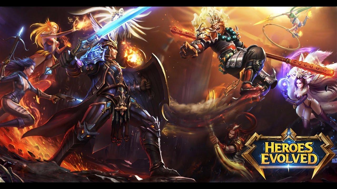 Heroes Evolved  Новая рубрика