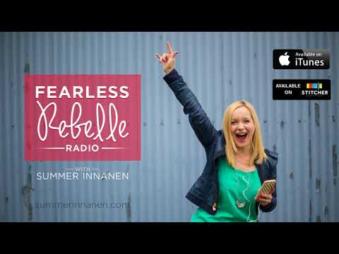 Fearless Rebelle Radio #110: Nutritionism & Disordered Eating with Dr. Jillian Murphy