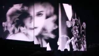 Madonna - THE MDNA Tour - Justify My Love (Interlude) - Live in Istanbul Jun 7 2012