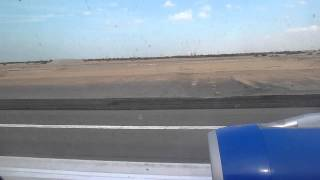 28-11-2012 Thomas Cook A330-200 G-MLJL Takeoff Sharjah International Airport