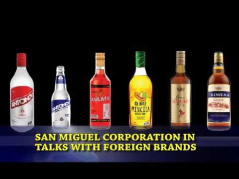 Bizwatch - San Miguel Corporation In Talks With Foreign Brands