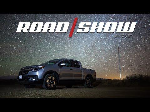 Roadtrip: Seeing stars in the Honda Ridgeline - Uncut